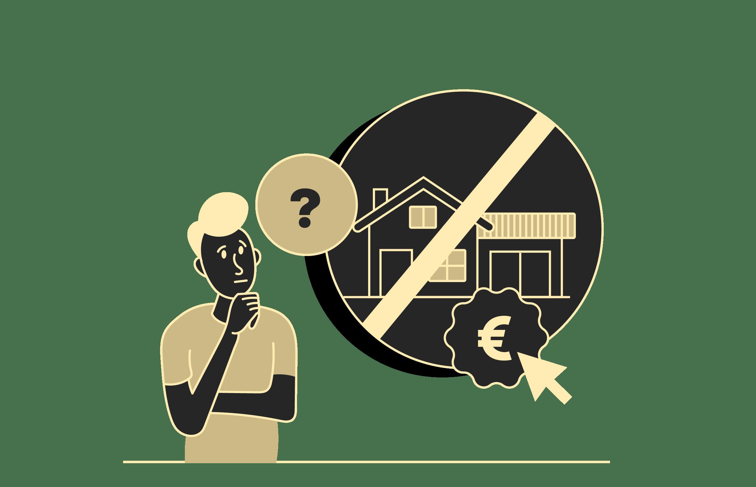 Was tun, wenn niemand Ihre Immobilie kaufen mîchte