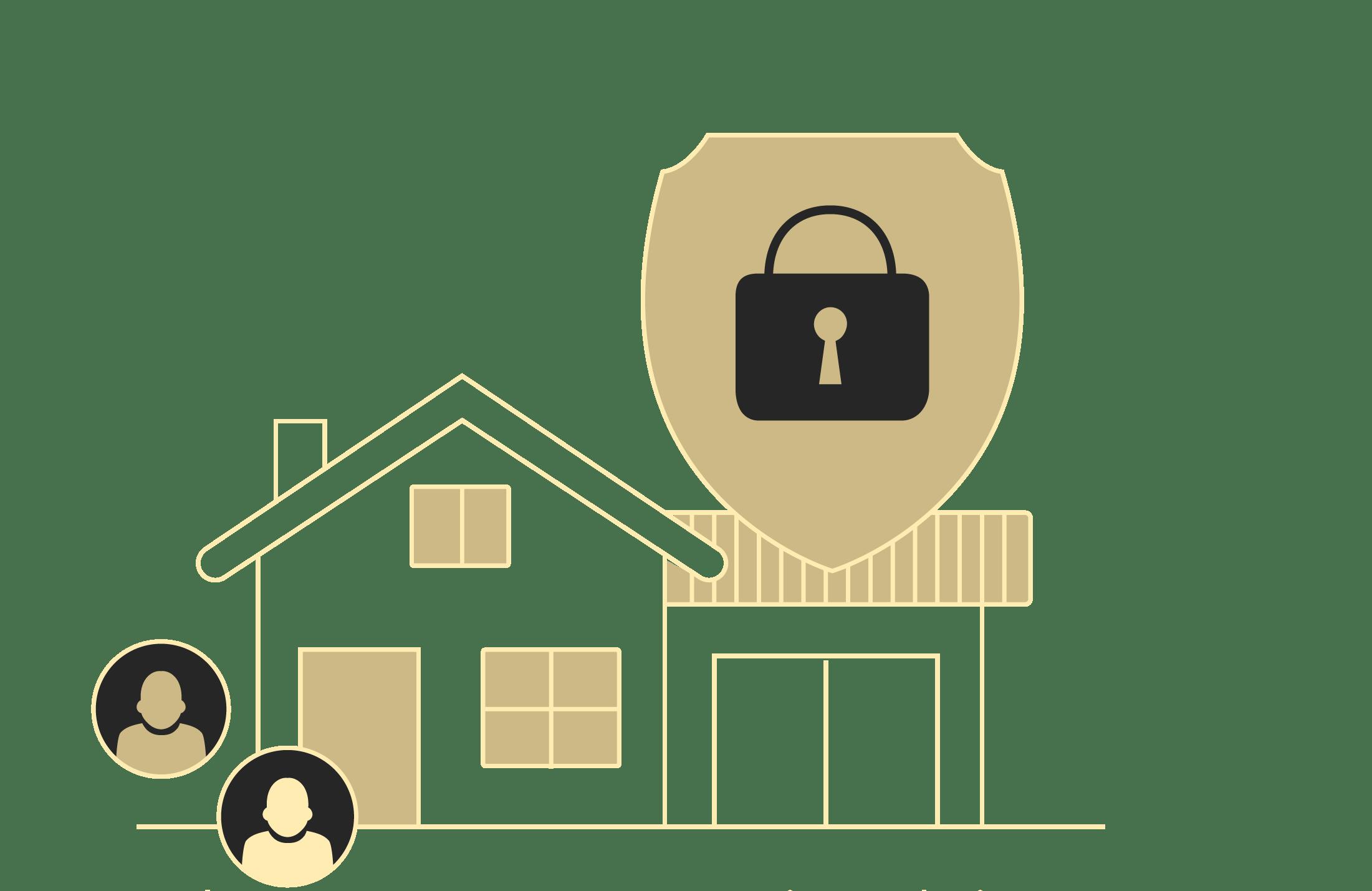 Wie Sie Ihre Privatsphäre bei Besichtigungen schützen